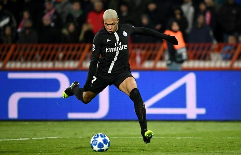 Compos probables Man. United-PSG. AFP