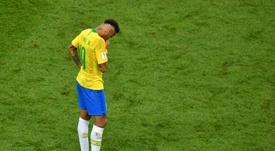 Neymar no está entre los elegidos. AFP