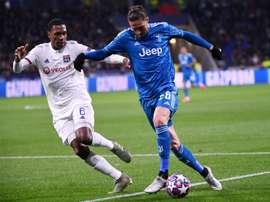 La Juventus compte sur Rabiot. afp