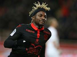 Newcastle, Palace and Everton to go for Saint-Maximin. AFP
