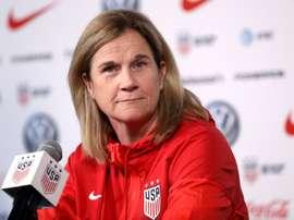 Les Etats-Unis se sont imposés 3-0 face au Chilie. AFP