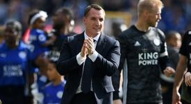 Rodgers, de moda en Inglaterra. AFP