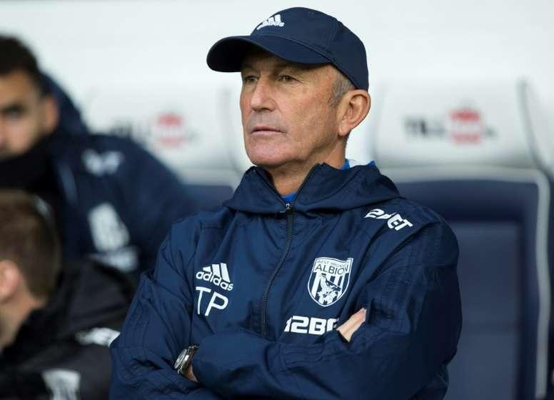 Tony Pulis est le nouvel entraîneur de Middlesbrough. AFP