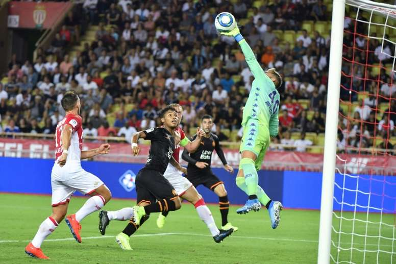 À Monaco, c'est défense d'en rire. AFP