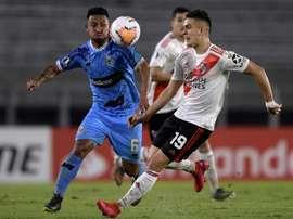 River Plate não entrará em campo pela Copa da Superliga. AFP