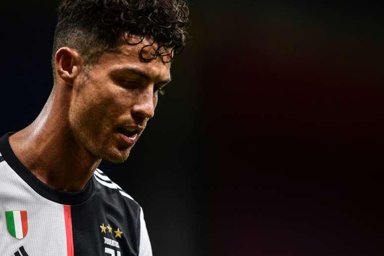 L'exploit complètement fou visé par Cristiano Ronaldo. AFP