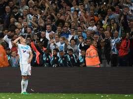 Marseille s'est imposé pour son 2e amical. AFP