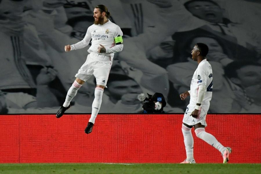 Sergio Ramos - XI ideal do PSG para a 2021-22