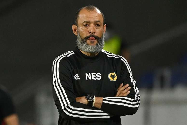 Nuno has signed a new deal. AFP