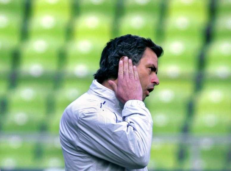 El portugués hizo historia en el Chelsea. AFP