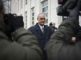 Corruption: trois anciens patrons du football sud-américain suspendus à vie (Fifa). AFP