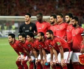 Le championnat égyptien va reprendre. AFP