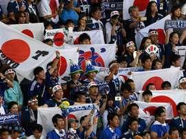 Japón alcanzó los octavos de final gracias al triunfo de Colombia sobre Senegal. AFP/Archivo