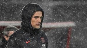 Thomas Tuchel não é o principal favorito para dirigir o Bayern a partir de 2020. AFP