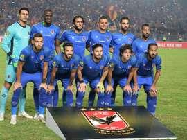 Le foot égyptien en crise, à quatre mois de la CAN. AFP