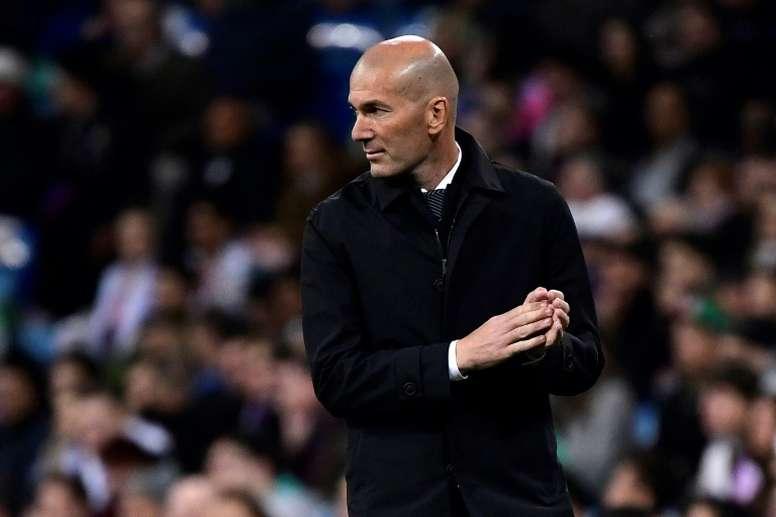 El Real Madrid 2019-20 ya está en camino. AFP