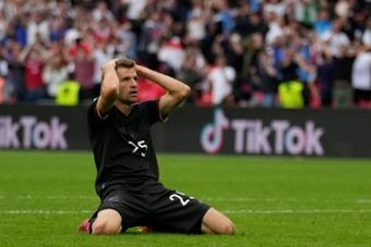 Müller idolised Raúl. AFP