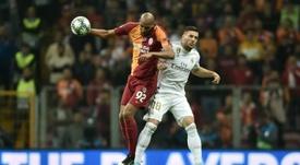 N'Zonzi podría regresar a la Premier League. AFP