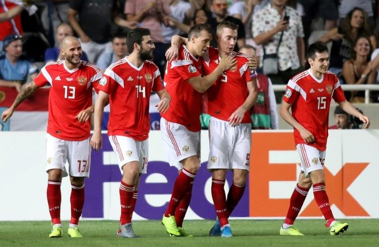 Estas son las selecciones clasificadas para la Eurocopa 2020: Rusia