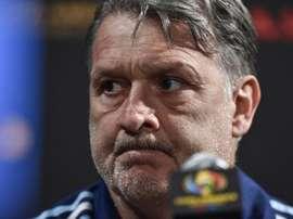 El 'Tata' Martino sigue perfilando la plantilla del Atlanta United. AFP