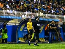 L'Argentin va quitter son poste. AFP
