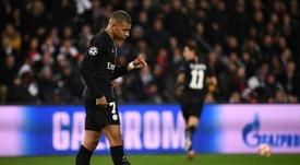 I tifosi del Real sognano il trasferimento di Mbappé. AFP