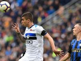 Mancini despertou o interesse do Milan. AFP
