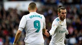 Le Real Madrid n'a pas réalisé sa meilleure saison à domicile. AFP