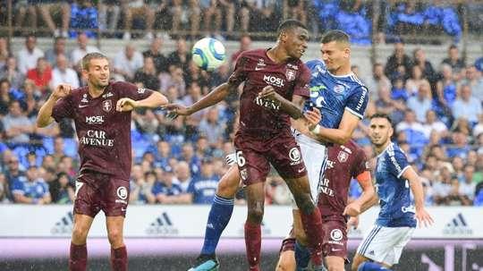 Metz : un homme en garde à vue pour des cambriolages de footballeurs. AFP
