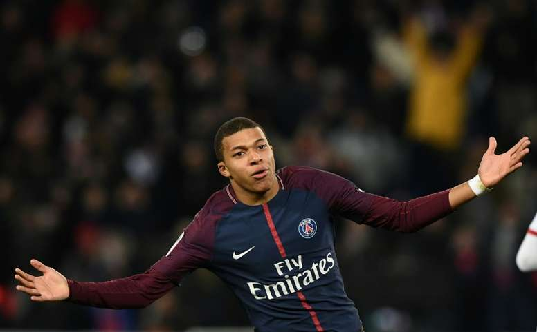 Pires believes Mbappe was right to reject Real Madrid. AFP