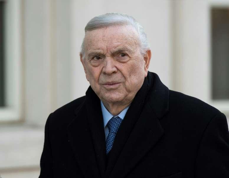 Suspenden perpetuamente a José María Marín, ex presidente de la CBF. AFP