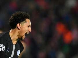 Marquinhos is on Juventus' radar. AFP