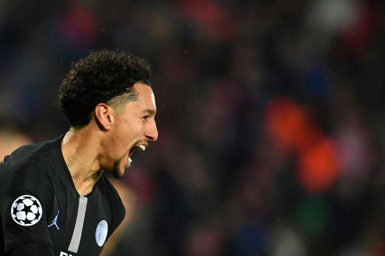 Marquinhos could be set for a move to Juventus assuming Matthijs de Ligt signs. AFP