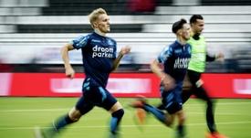 L'Ajax pourrait offrir 20 millions pour Odegaard. AFP