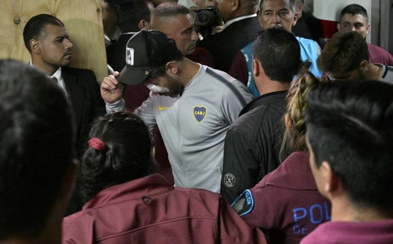 CARLES PUYOL: Lamenta violencia en Copa Libertadores