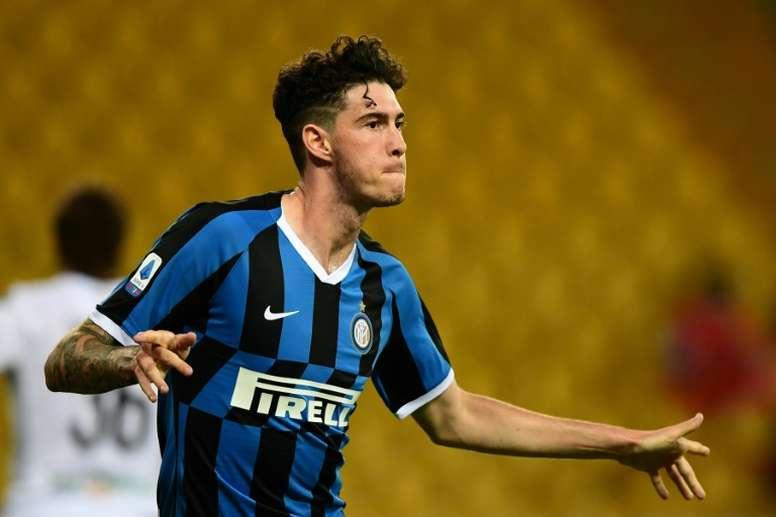 L'Inter Milan renverse Parme. AFP
