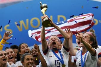La CONCACAF confirme la création de la Gold Cup féminine. afp