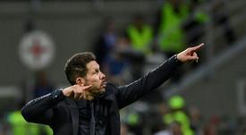 El Atleti ha ganado siete puntos gracias a los cambios de Simeone. AFP