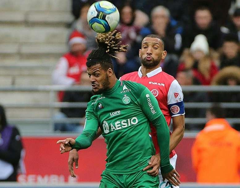 Reims reprend des couleurs. Goal