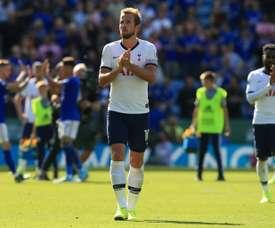 Um valor estratosférico para tirar Harry Kane do Tottenham. AFP