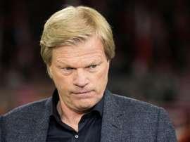 Oliver Kahn prendra des fonctions dès 2020 au Bayern. AFP