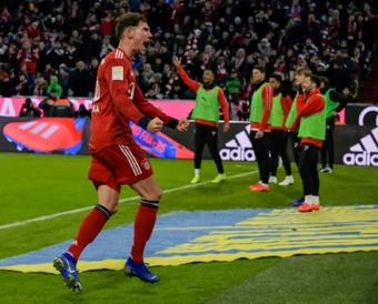 El Bayern centra sus esfuerzos en que Goretzka firme, pues su contrato expira en 2022. AFP