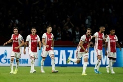 Ajax's revenue is higher than ever before. AFP