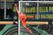 Handanovic gets the nod. AFP