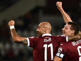 Le Torino a freiné le transfert de Zaza à l'Inter. AFP