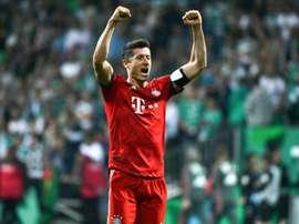 Bayern va en finale. AFP