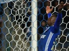 El Estrasburgo dio la sorpresa en la Copa. AFP
