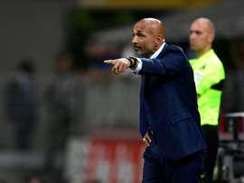 Spalletti quiere al jugador del Udinese. AFP