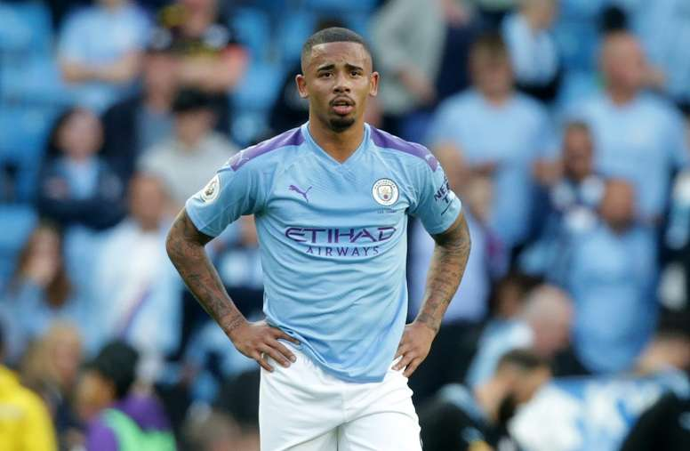 Gabriel Jesus would have a price of more than 100 million euros. AFP
