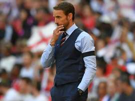 L'Angleterre a convaincu 45 minutes. AFP